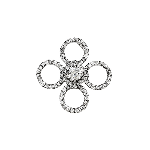 Diamond Pendant by Yoni Diamonds