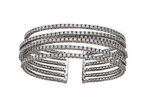 Diamond Cuff Bracelet by Yoni Diamonds
