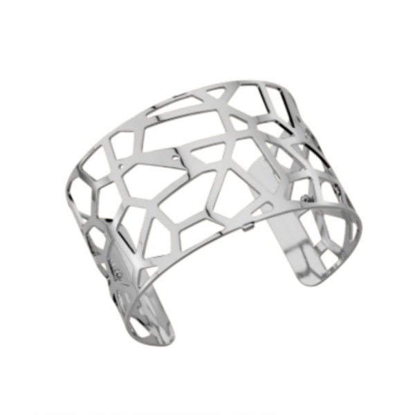Silver Girafe Cuff by Les Georgettes