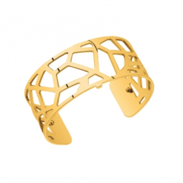 Gold Girafe Cuff by Les Georgettes