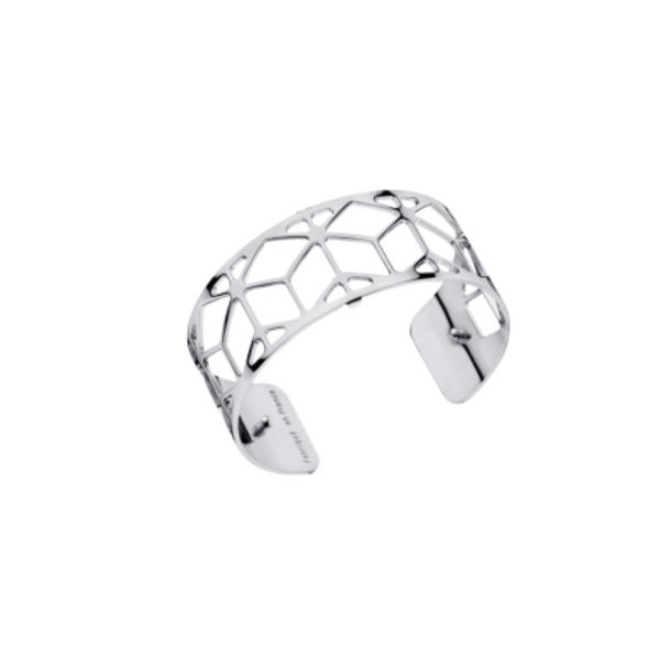 Silver Resille Cuff by Les Georgettes
