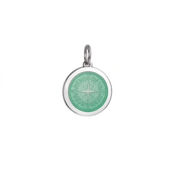 Compass Rose Pendant Collection by Colby Davis of Boston
