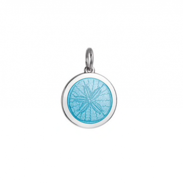 Sand Dollar Pendant Collection by Colby Davis of Boston