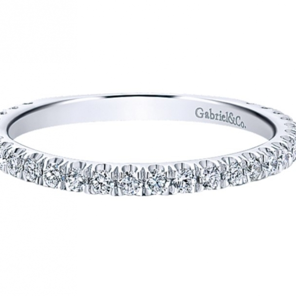 Diamond Stackable Ring by Gabriel & Co