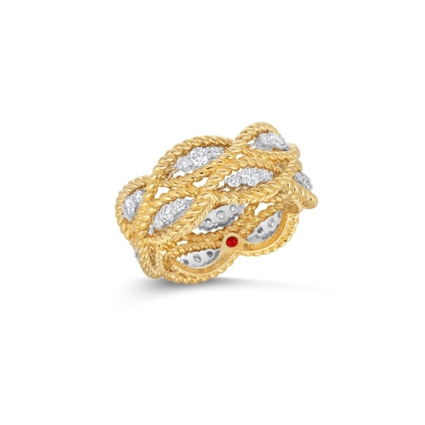 New Barocco Ring by Roberto Coin