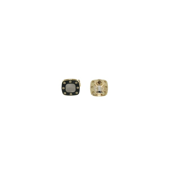 Pois Moi Mother of Pearl Studs by Roberto Coin