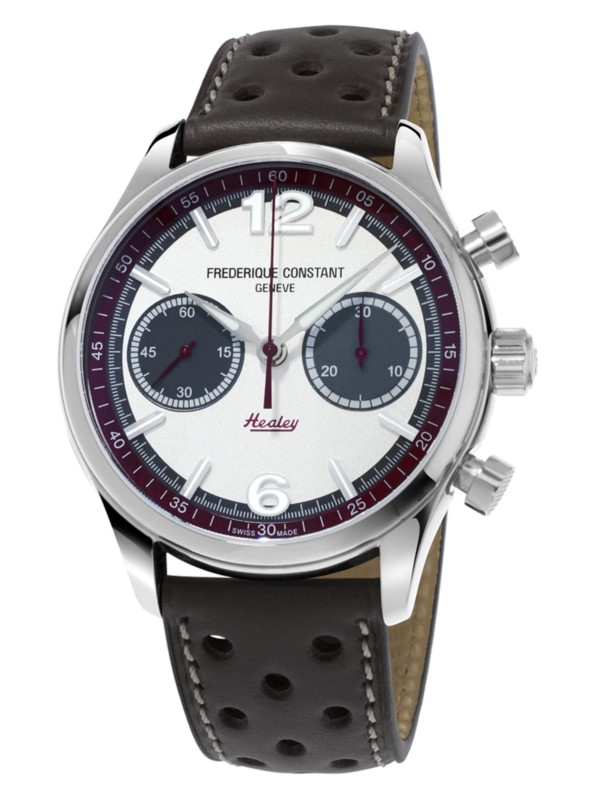 Limited Edition Healy Vintage Rally Chronograph by Frederique Constant