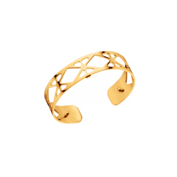 Gold Resille Cuff by Les Georgettes