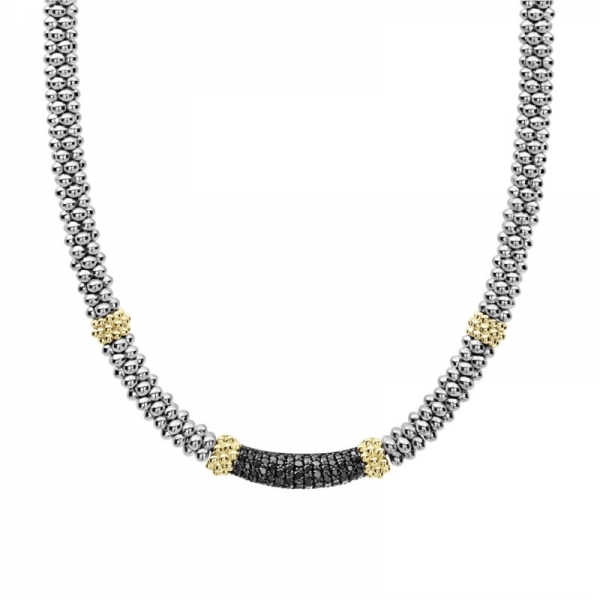 Diamond Necklace by Lagos